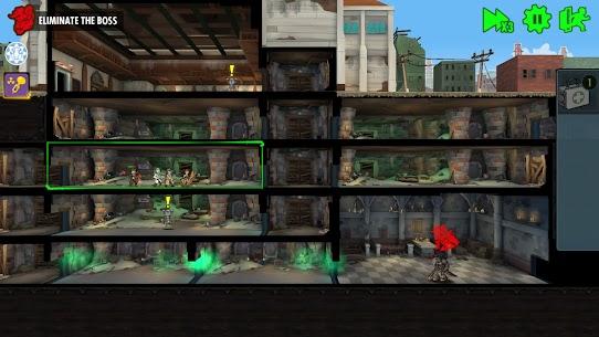 Fallout Shelter Online Mod Apk (Auto Win) 8