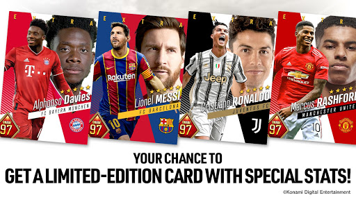 PES CARD COLLECTION modavailable screenshots 1