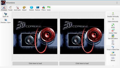 3DCombine Lite 6.163 screenshots 1