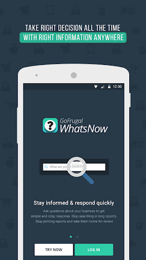 WhatsNow - POS Owners App modavailable screenshots 1