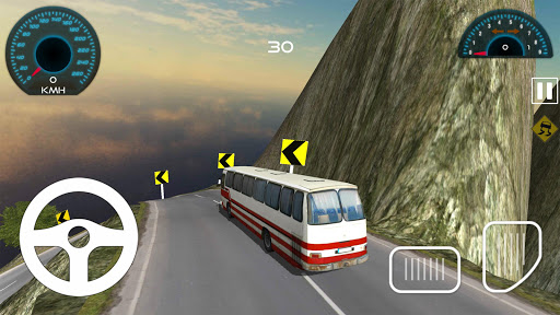 City Transport Bus Simulator 2021 - Free Bus Game  screenshots 8