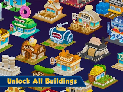 City Builder : Pick-up And Delivery MOD APK 0.5.8 (Free Purchase) 8