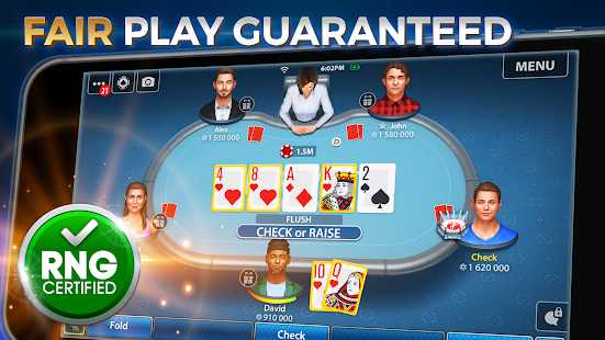Texas Hold'em & Omaha Poker: Pokerist Screenshot