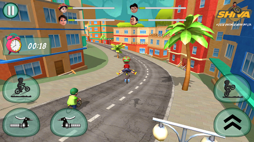 Shiva Bicycle Racing  Screenshots 18