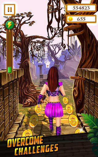 Scary Temple Final Run Lost Princess Running Game 4.2 screenshots 8