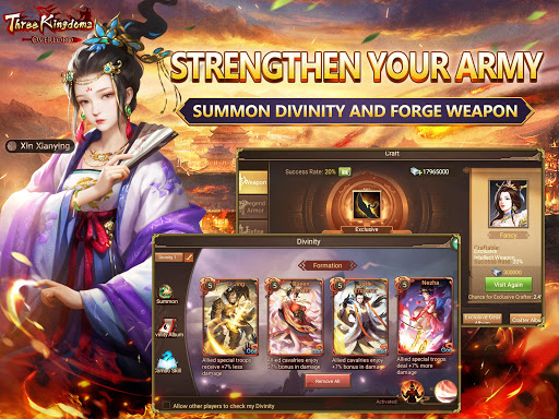 Three Kingdoms: Overlord 2.9.24 screenshots 9