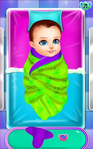 Newborn Care Game Pregnant games Mommy in Hospital apktram screenshots 13