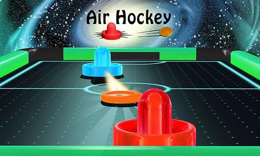 Air Hockey - Ice to Glow Age screenshots 1
