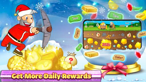 Gold Miner Classic: Gold Rush - Mine Mining Games screenshots 4
