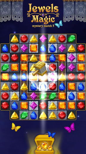 Jewels Magic: Mystery Match3  screenshots 6