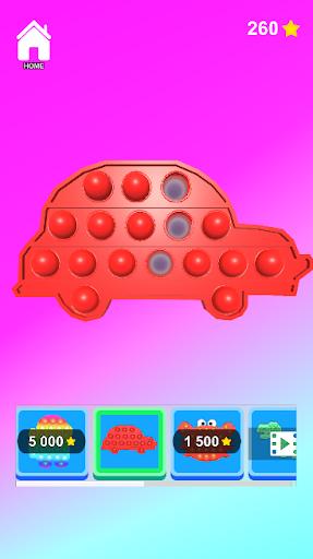 Pop It Challenge 3D! relaxing pop it games apktram screenshots 2