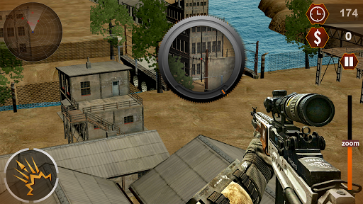 Border Army Sniper: Real army free new games 2021 1.2.1 screenshots 1