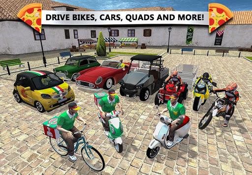Pizza Delivery: Driving Simulator 1.6 screenshots 5