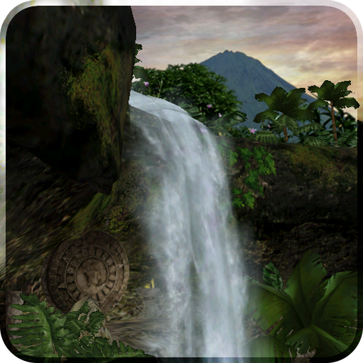 Jungle Waterfall LiveWallpaper For PC Windows (7, 8, 10 and 10x) & Mac Computer