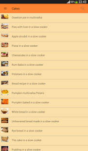 Recipes slow cooker. Recipes from the photo.