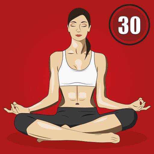 Baixar Yoga for weight loss -Lose weight in 30 days plan para Android