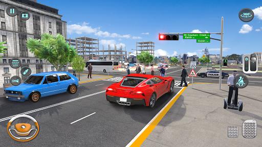 Modern Car Driving School 2020: Car Parking Games 1.2 screenshots 9