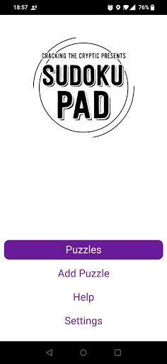 Download Sven's SudokuPad mod apk
