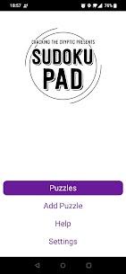Sven' s SudokuPad Apk Download 1