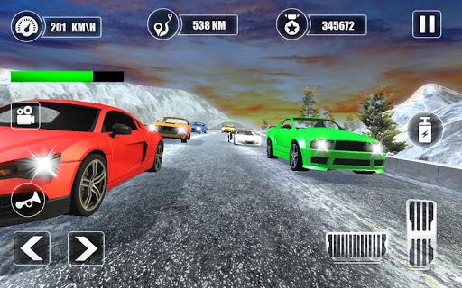real heavy traffic racer screenshot 1