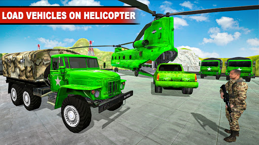 Army Bus Driver u2013 US Military Coach Simulator 3D apktram screenshots 18