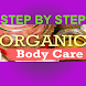 Step by Step creation of organic body lotions