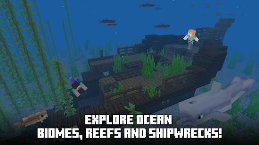 Minecraft Trial 1.16.201.01 screenshots 4
