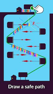 Zipline Valley Fizik Puzzle Oyunu Full Apk İndir 2