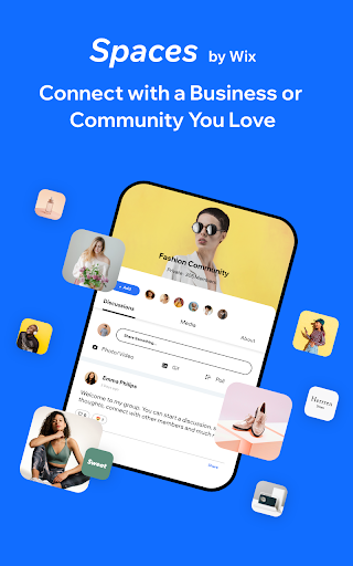 Spaces: Connect with Your Favorite Business.  screenshots 13