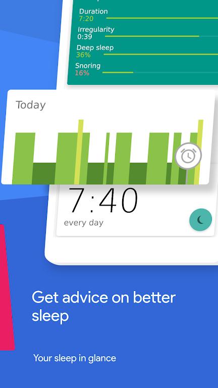 Sleep as Android 💤 Sleep cycle smart alarm  poster 3