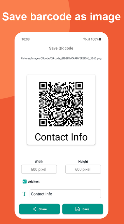 QR and Barcode Scanner  poster 4