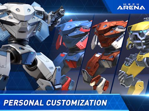 Mech Arena: Robot Showdown  screenshots 13