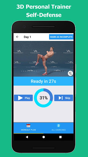 Kickboxing - Fitness and Self Defense 1.2.4 Screenshots 3