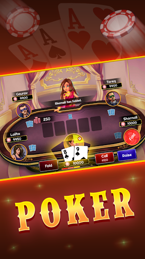 Card Club : Teen patti , CallBreak , Rummy , poker 2.14 screenshots 3