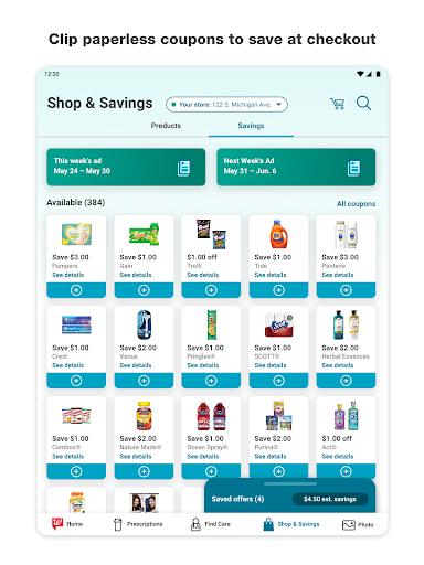 Walgreens 28.0 Screenshots 9