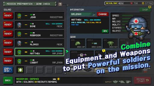 Team SIX - Armored Troops screenshots 6