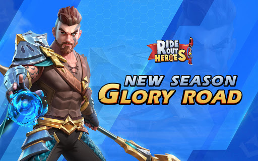 Code Triche Ride Out Heroes APK MOD (Astuce) screenshots 2
