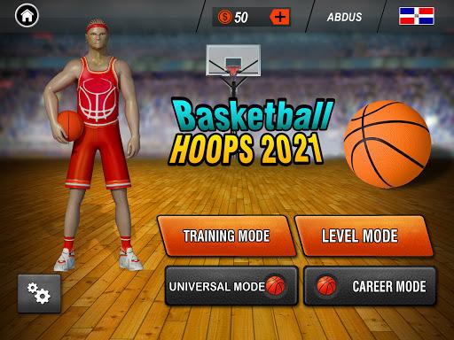 Basketball Hoops Stars: Basketball Games Offline android2mod screenshots 17