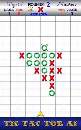 Tic Tac Toe AI - 5 in a row apktram screenshots 7