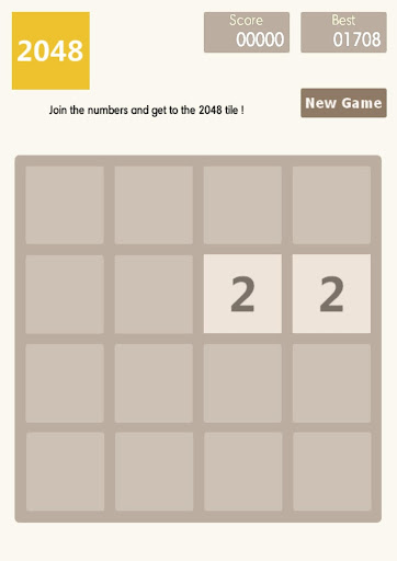 2048 - brain trainer  screenshots 3
