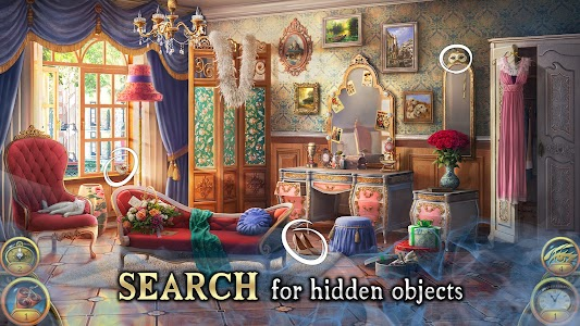 The Secret Society - Hidden Objects Mystery 1.45.6500 (Unlimited Coins/Gems)