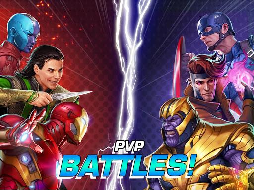 MARVEL Puzzle Quest: Join the Super Hero Battle! screenshots 12