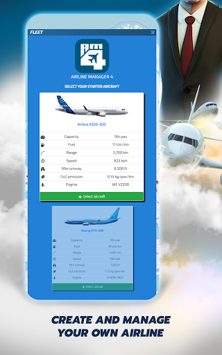 Airline Manager 4 - Plane Tycoon 2021  screenshots 15