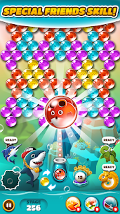 Bubble Shark & Friends Screenshot