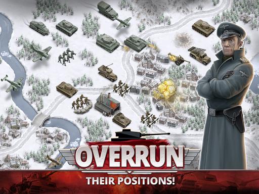 1941 Frozen Front - a WW2 Strategy War Game  screenshots 9