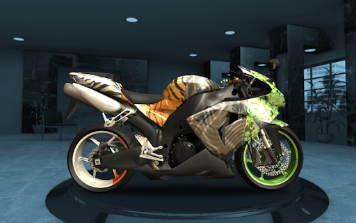 Racing Fever: Moto v1.81.0 Screenshots 11