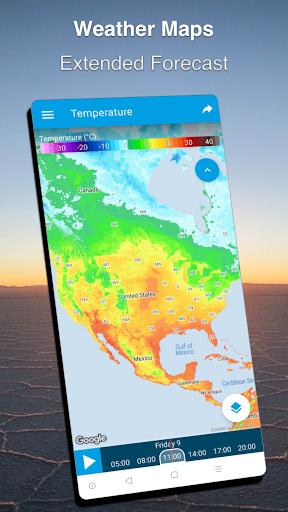 Weather Forecast 14 days - Meteored News & Radar screenshots 6