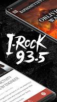 I-Rock 93.5 (KJOC-FM) Hard Rock for Quad Cities