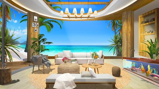 Home Design : Paradise Life 1.2.00 screenshots 3