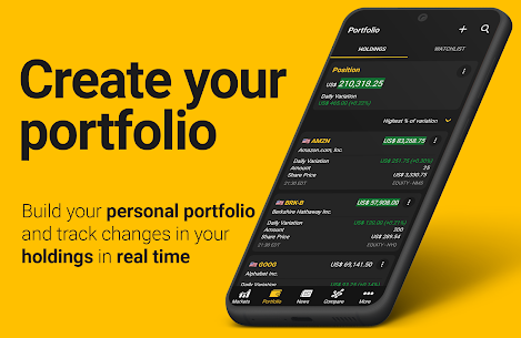 InvestApp Pro MOD APK – Stocks, Markets & Financial News 2